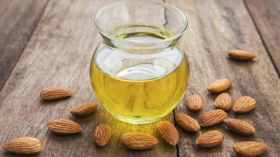 Миндальное и персиковое масла