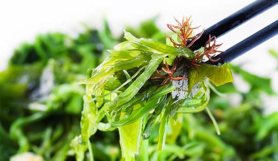 Какой вред от употребления морской капусты?