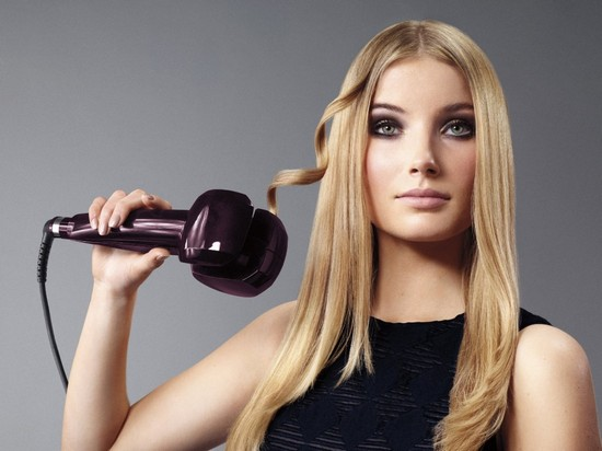 Чем лучше крутить волосы?