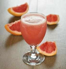 Сок с грейпфрутом