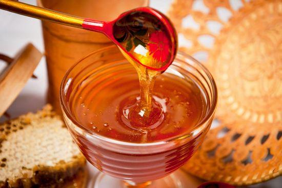 мед натуральный калорийность