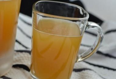 Квас можно готовить и на меду