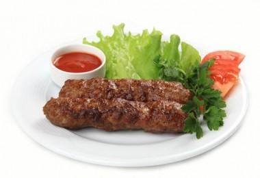 Люля-кебаб из говядины в домашних условиях