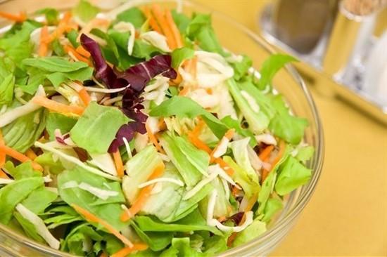салат из одуванчиков по-китайски