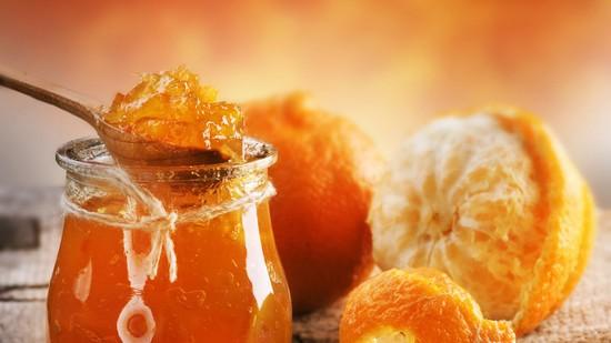 Вкусное варенье с апельсином