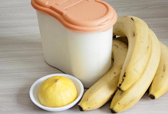 Бананы должны быть спелыми
