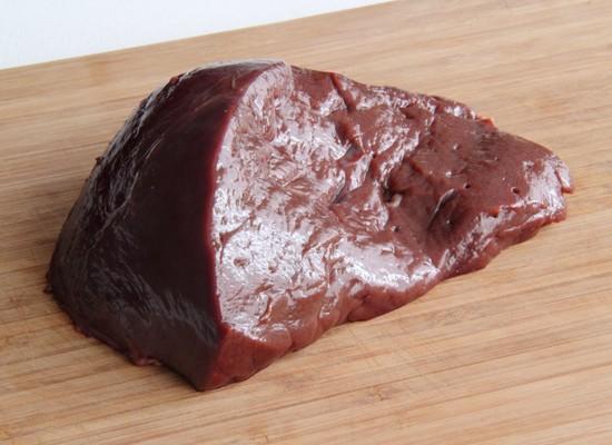 как жарить печень говяжью