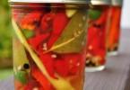 Маринованный острый перец на зиму: рецепты с пошаговыми фото