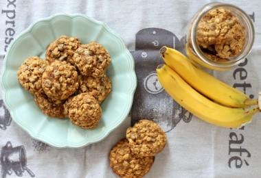 Печенье из «Геркулеса» с бананами и диетическое: рецепты