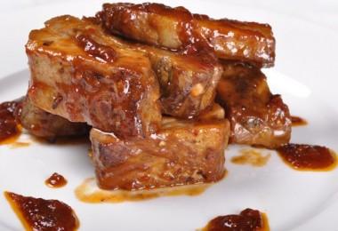 Свинина в соевом соусе в духовке, на сковороде и в мультиварке