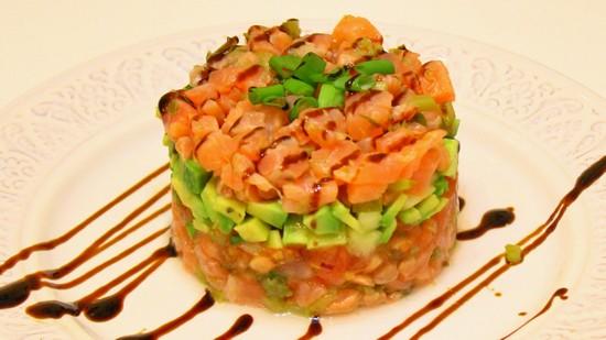 Тартар из лосося: рецепты приготовления с пошаговыми фото