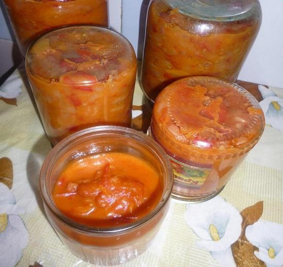 Салат с фасолью на зиму очень вкусный: рецепты пошагово