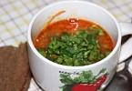 Суп харчо из свинины: рецепты приготовления блюда с фото