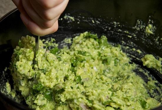 Соус Гуакамоле: классический рецепт с фото пошагово