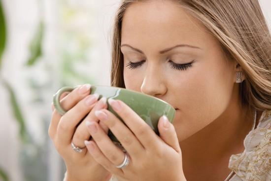Диета на кефире и зеленом чае