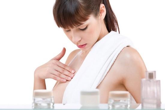 сохранить грудь во время похудения