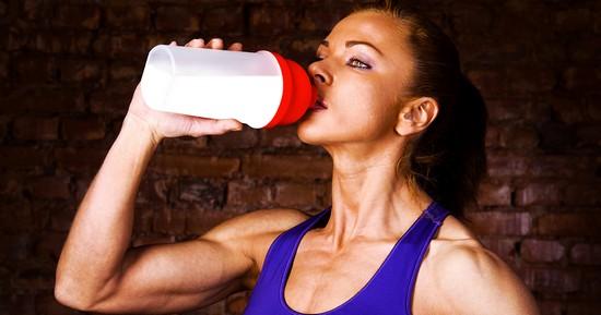 Спортивное питание для похудения мужчинам и женщинам