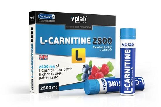 наряду с жиросжигателями принимать L-карнитин