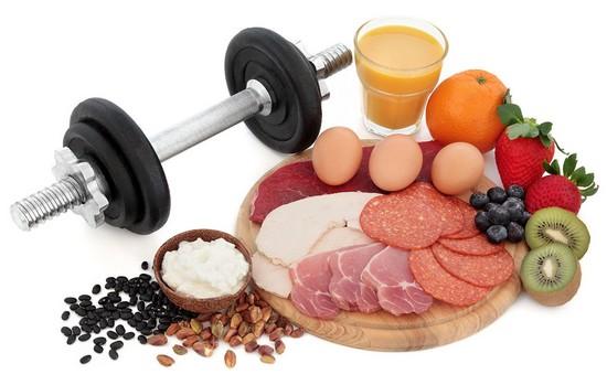 Лучшее спортивное питание для роста мышц