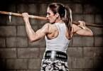 Упражнения на задние дельты: тренировка с Екатериной Усмановой