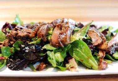 Рецепты салатов с имбирём и секреты выбора ингредиентов