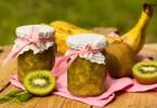 Варенье из киви: классический рецепт, на зиму и с бананом