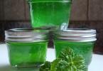Варенье из мяты: польза и вред, пошаговые рецепты с фото
