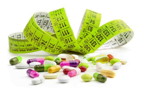 Безопасные таблетки для похудения