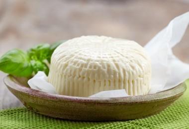 обезжиренный сыр