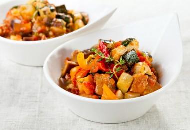 Тушеные овощи в мультиварке: вкусные рецепты