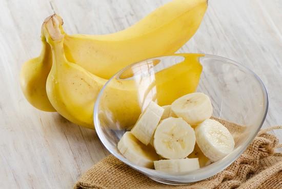 Сколько белка в банане,