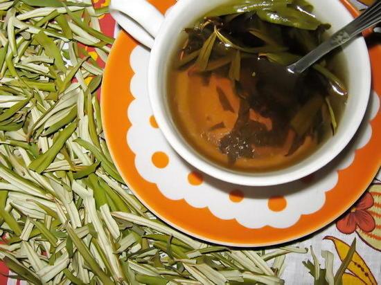 Облепиховый травяной чай