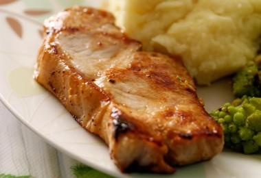 Как приготовить эскалоп из свинины