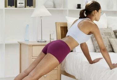 Как накачать грудь в домашних условиях?