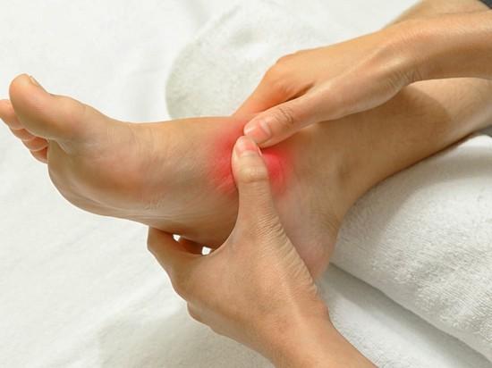 Причины возникновения артрита голеностопного сустава