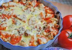Картошка с кабачками в духовке: рецепты пошаговые с фото