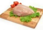 Сколько белка в куриной грудке в 100 г: полный химический состав
