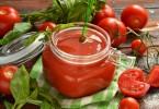 Томатный сок на зиму в домашних условиях: рецепты приготовления с фото