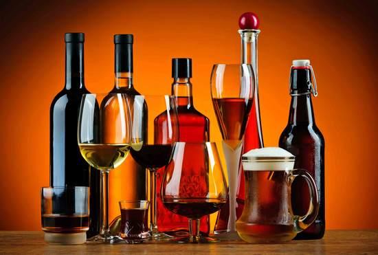 Изображение - Какие продукты повышают артериальное давление alkogol
