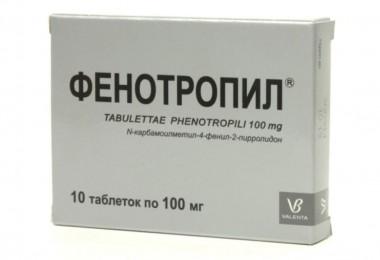 «Фенотропил» для похудения
