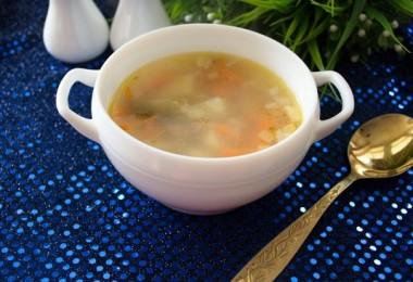 как приготовить суп с колбасой вкусно