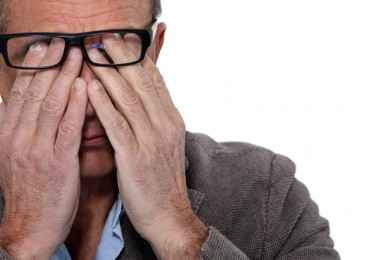 Болят глаза от сварки