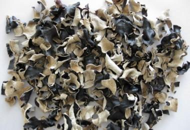 Как приготовить древесные грибы сушеные из пачки?