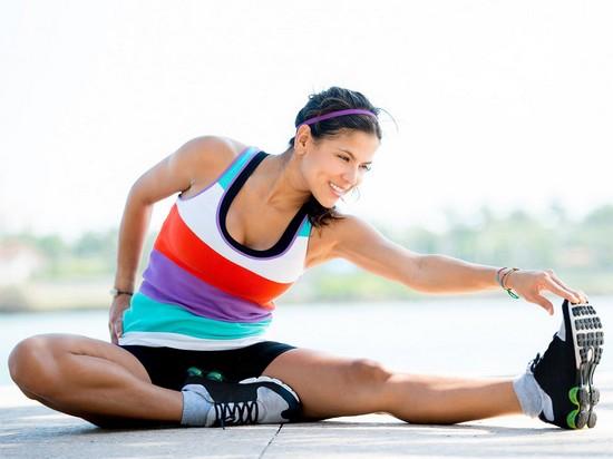 как заниматься спортом во время месячных