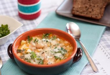 Суп «Минестроне»: классический рецепт, калорийность