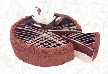 Торт «День и ночь»: классический, сметанный, со сгущенкой