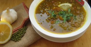 Рецепты супов из маша с фото