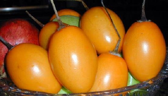 Желтые тамарилло по вкусу самые мягкие