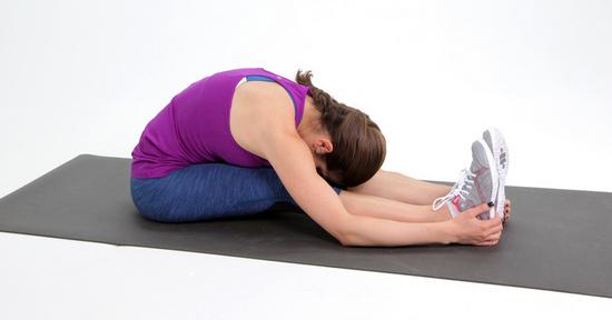 Упражнение «Наклон» для спины