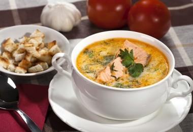 Суп из трески: рецепты простые и вкусные